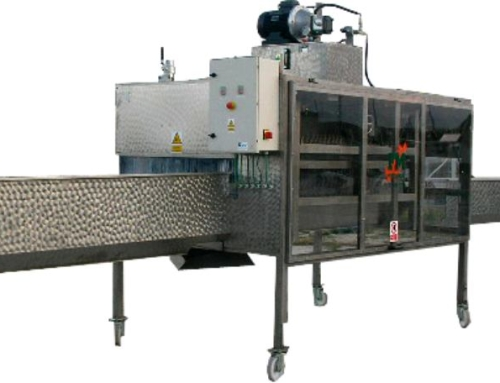 Limpiadora/peladora/cortadora FM 1500