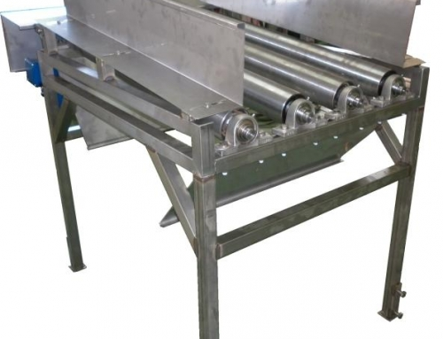 Separador de remolacha de mesa